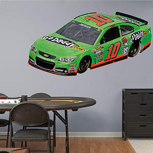 Danica Patrick 2013 Go Daddy Car Fathead Wall Decal